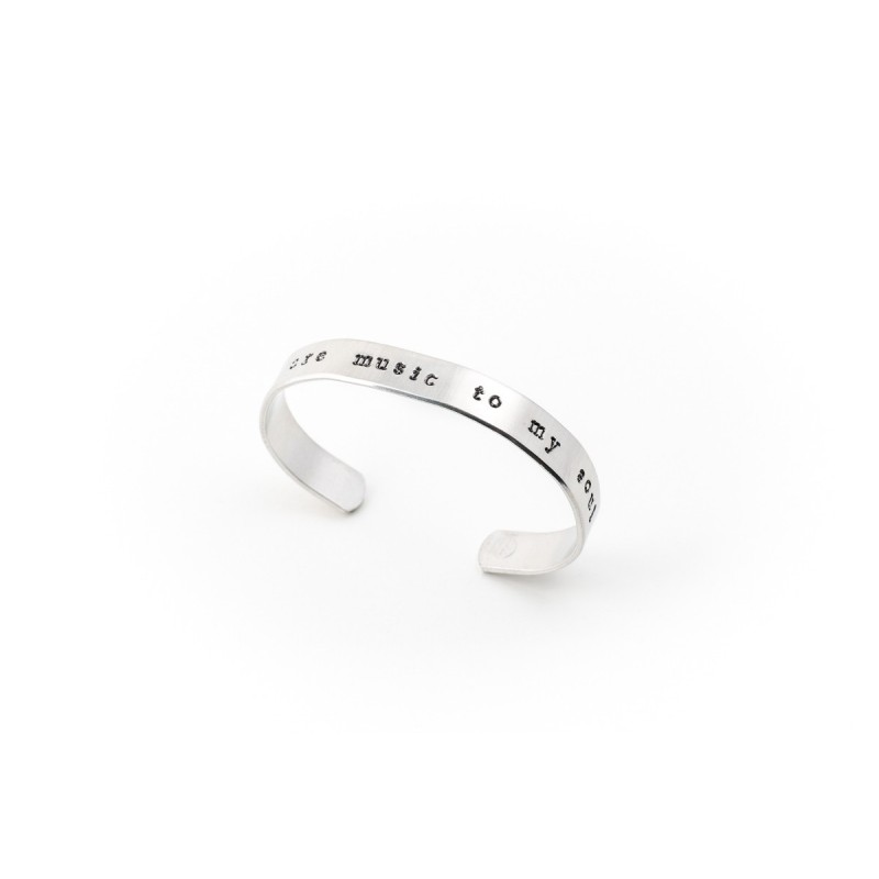 LittleBit Design you are music to my soul Bracelet